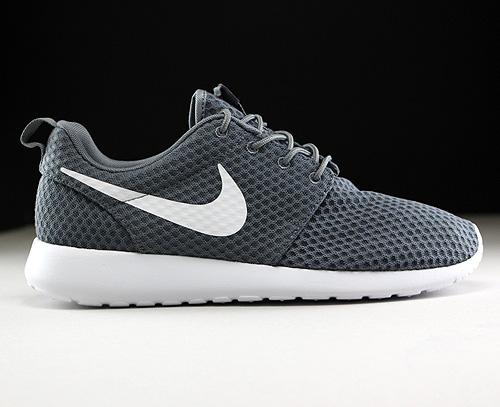 Nike Rosherun Breeze Cool Grey White Sneakers 718552-010