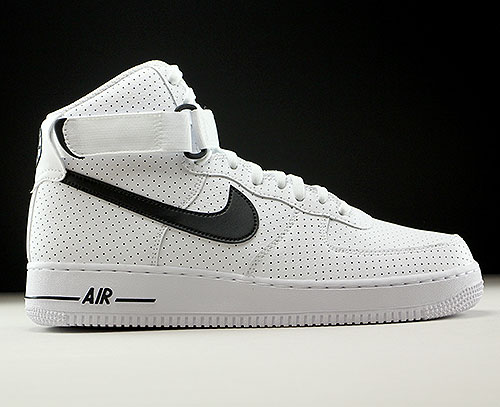 new product adbbc 3ff17 ... where to buy nike air force 1 high white black 14763 8aa59