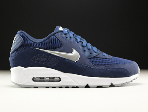 nike air max the dunkelblau