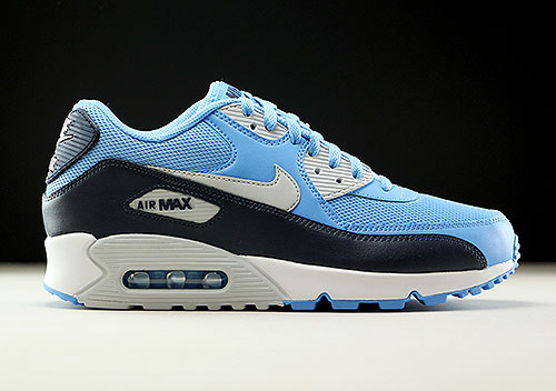 Nike Air Max Command Obsidian Pure Platinum Squadron Blue