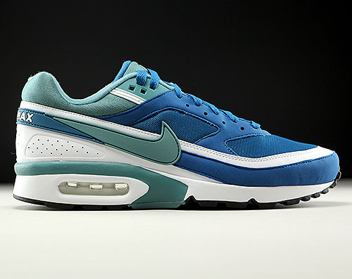 premium selection 7dea2 4c6db ... ireland nike air max bw og marina grey jade white 0f650 4f3a3