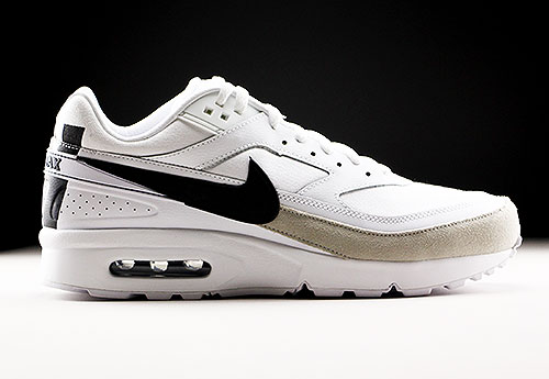 Nike Air Max BW Premium White Black Light Iron Ore 819523
