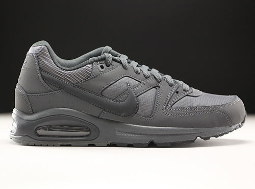 wholesale dealer f6173 644fe nike air max command leather sneaker white dark grey volt