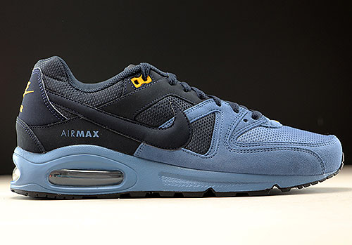 Nike Air Max Command Ocean Fog Dark Obsidian - Purchaze
