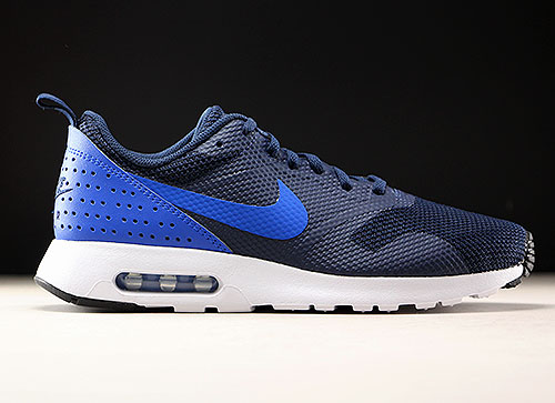 low priced 2b8b5 87939 Nike Air Max Tavas Obsidian Hyper Cobalt Black