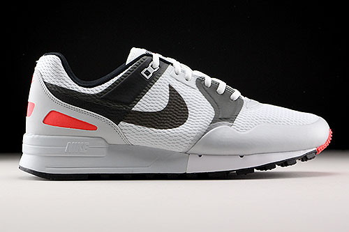 newest 60b28 880bd Nike Air Pegasus 89 NS White Anthracite Bright Crimson