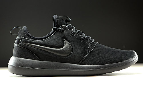the latest cb042 d87d0 Nike Roshe Two Black Black - Purchaze