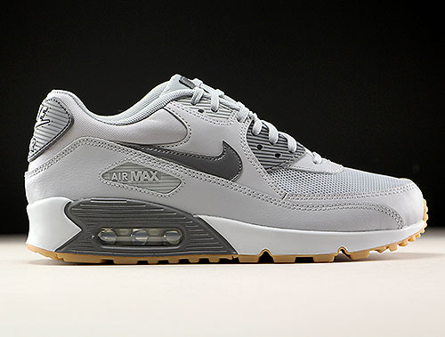 good selling fashion style a few days away Nike WMNS Air Max 90 Essential Wolf Grey Dark Grey Pure Platinum ...