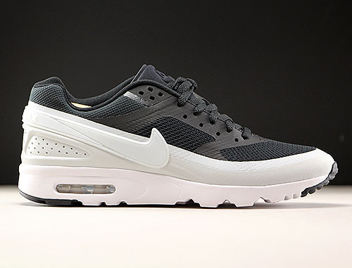 finest selection 0724c 00c99 Nike WMNS Air Max BW Ultra Black Pure Platinum White