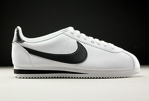 new arrival 1d8a2 b50e3 ... 50% off nike wmns classic cortez leather white black 236a6 ad929