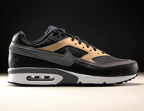 check out 560a9 b4d4b ... new arrivals nike air max bw premium black dark grey vachetta tan af5fc  49489 ...