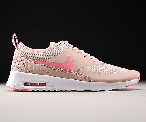 Nike WMNS Air Max Thea Pink Oxford Bright Melon White 599409