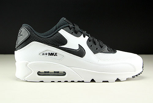 Nike Air Max 90 Essential White Black 537384-131