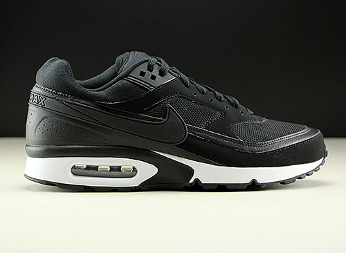 magasin d'usine 0a989 6ec86 Nike Air Max BW Black Black White 881981-002 - Purchaze