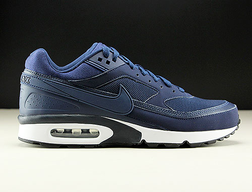 6749dfce6f5 Nike Air Max BW Midnight Navy Midnight Navy - Purchaze