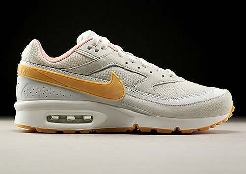 Nike Air Max BW Premium Phantom Gum Yellow Light Bone 819523-002