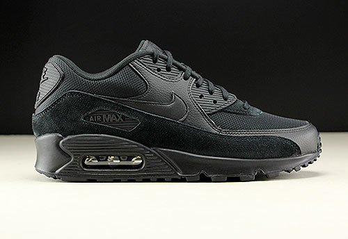 Nike WMNS Air Max 90 Black Black Black 325213-043