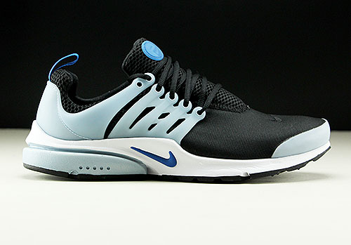 Nike Air Presto Essential Black Blue Jay Light Armory Blue 848187-016
