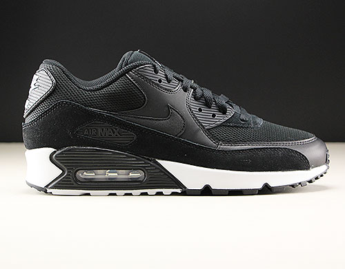 Nike Air Max 90 Essential Black Black White - Purchaze f4eec50e0