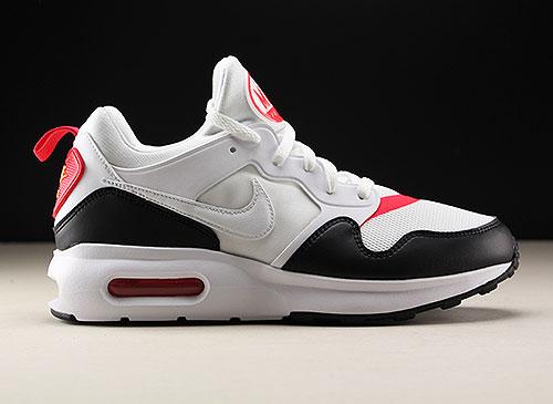 Nike Air Max Prime White Siren Red Black 876068-102