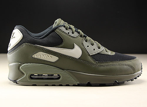 7be51d2b71 Nike Air Max 90 Essential Cargo Khaki Light Bone 537384-309