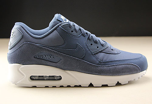 reputable site 04035 b8d41 Nike Air Max 90 Essential Diffused Blue White AJ1285-400