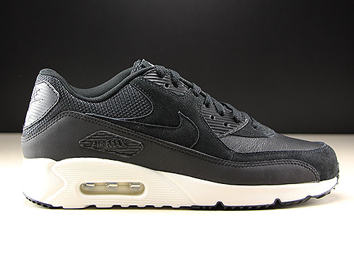 Nike Air Max 90 Ultra 2.0 LTR Black Summit White - Purchaze 2172f98db