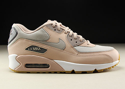 separation shoes db02a dabf5 Nike WMNS Air Max 90 Particle Beige Moon Particle 325213-206