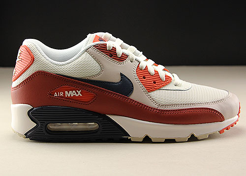 finest selection 5fab7 5f3d6 Nike Air Max 90 Essential Mars Stone Obsidian Vintage Coral AJ1285-600