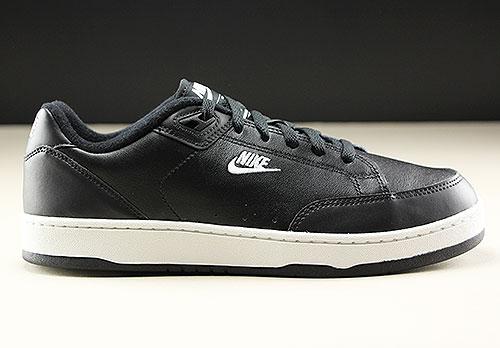 the latest 62e61 5bfc8 Nike Grandstand II Black White Neutral Grey AA2190-001