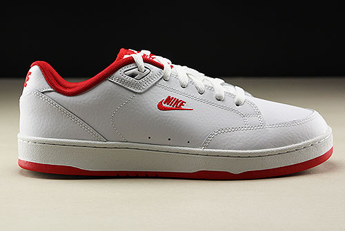 Nike Grandstand II White University Red - Purchaze 0d427ddfa165