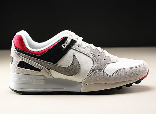 Nike Air Pegasus 89 Swan Medium Grey Rose Coral Black - Purchaze