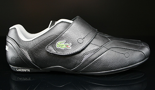 Lacoste Protect MTS SPM Black Grey Sneakers 7-26SPM4105231