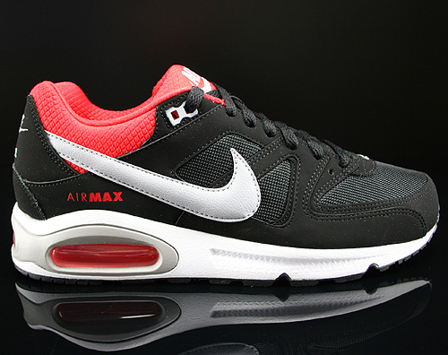 new arrival 9bc5e 0698d Nike Air Max Command Black Wolf Grey Challenge Red White 397689-085