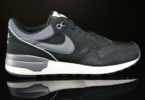 Nike Air Odyssey Black Dark Magnet Grey Neutral Grey White Sneakers 652989-001