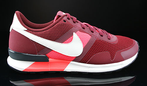 Nike Air Pegasus 83/30 Team Red Sail Atomic Red Sneakers 599482-616