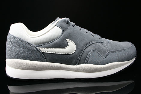 Nike Air Safari Leather Cool Grey Sail Black Sneakers 628966-065