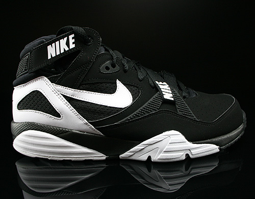 Nike Air Trainer Max 91 Black White Black Sneakers 309748-004
