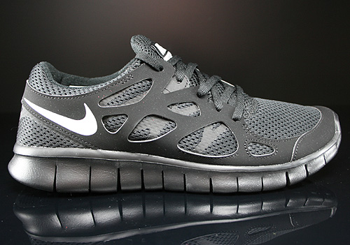 Nike Free Run 2 NSW Black White Black Sneakers 540244-013