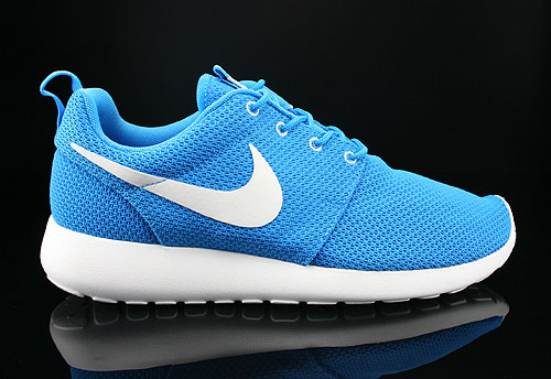 Nike Rosherun Blue Hero Sail Sneakers 511881-411