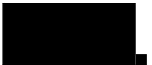 asics logo black