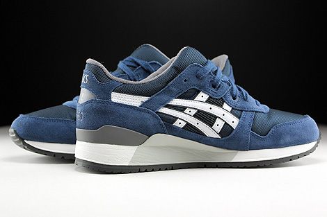 Asics Gel Lyte III Navy White Inside