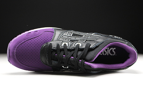 Asics Gel Lyte III Purple Black Over view
