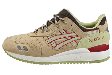Asics Gel Lyte III Scorpion Pack