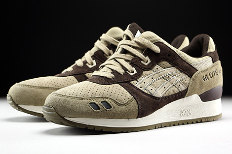 Asics Gel Lyte III Scratch and Sniff Pack Seitendetail