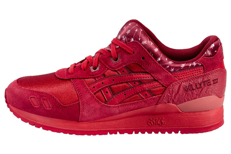 Asics Gel Lyte III Valentines Pack Right