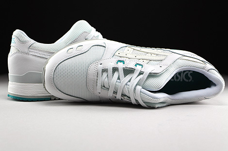 Asics Gel Lyte III White White Over view