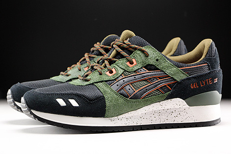 Asics Gel Lyte III Winter Trail Pack Profile