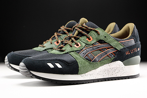 Asics Gel Lyte III Winter Trail Pack Sidedetails