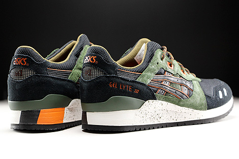 Asics Gel Lyte III Winter Trail Pack Rueckansicht